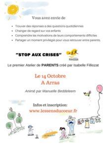 Stop aux crises - Les Sens du Coeur